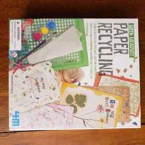 Handmade Paper Craft kit